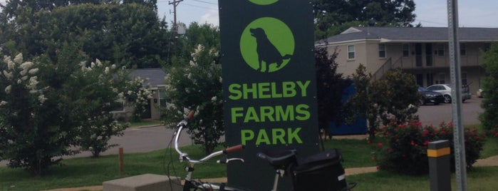 Shelby Farms Greenline is one of The 15 Best Places for Biking in Memphis.
