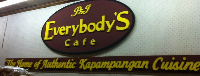 Everybody's Cafe is one of Great places for everything.