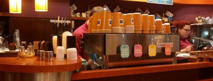 Costa Coffee is one of wawA.
