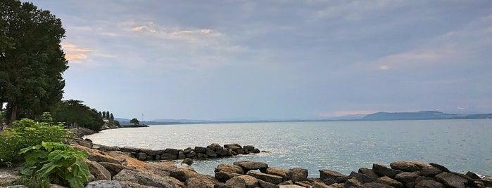 Lac De Neuchâtel - Plage De L'université is one of Beach.