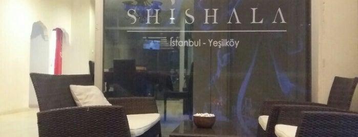 Shishala Yeşilköy is one of Istanbul Shesha.