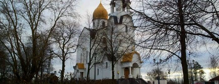 Храм Петра и Павла is one of Православный Петербург/Orthodox Church in St. Pete.