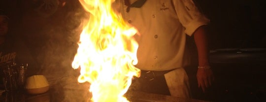 Arigato Japanese Steakhouse is one of Must-visit Food in Winston-Salem.