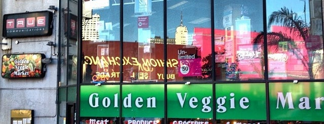 Golden Veggie Market is one of My favorites for Food & Drink Shops.