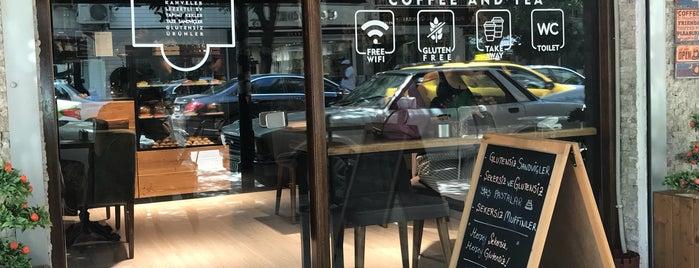 Ruudo Coffee & Bakery is one of İzmir 3. Dalga Kahveciler.