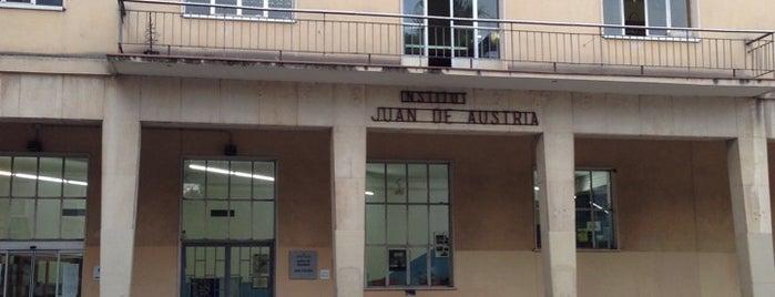 IES Joan d'Austria is one of Barcelona Schools.