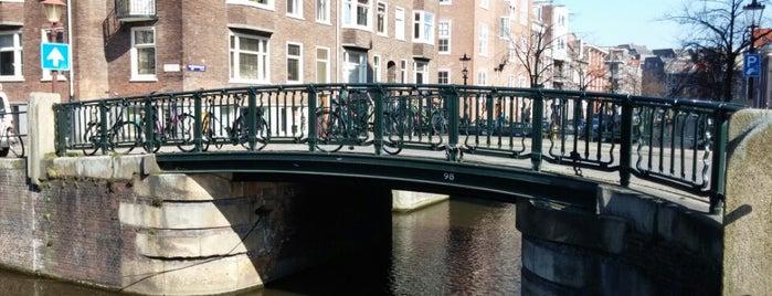 Brug 98 is one of Bridges in the Netherlands.