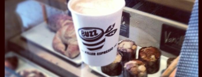 Buzz: Killer Espresso is one of Chicago.