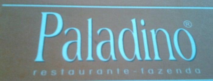 Restaurante Paladino is one of Top 10 favorites places in Belo Horizonte, Brasil.