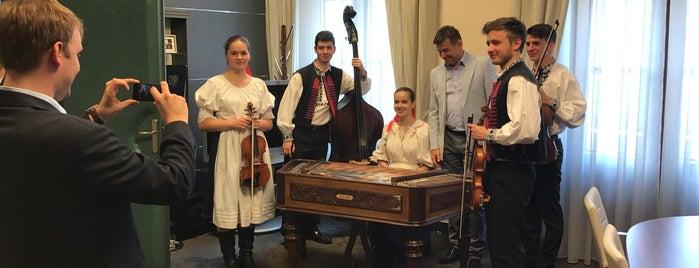 Ministerstvo životného prostredia Slovenskej republiky is one of Noc literatúry 2012.