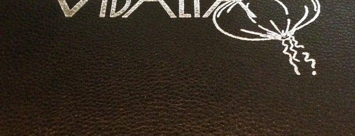 Vidalia is one of 100 Very Best Restaurants - 2012.