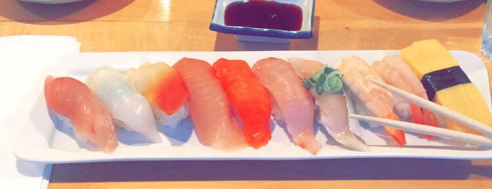Toshi Sushi is one of Vancouver Restaurants 1.
