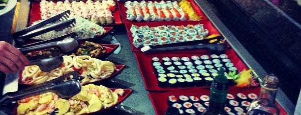Sushidô is one of Comerrrr.