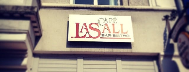 LaSall is one of Hannover.
