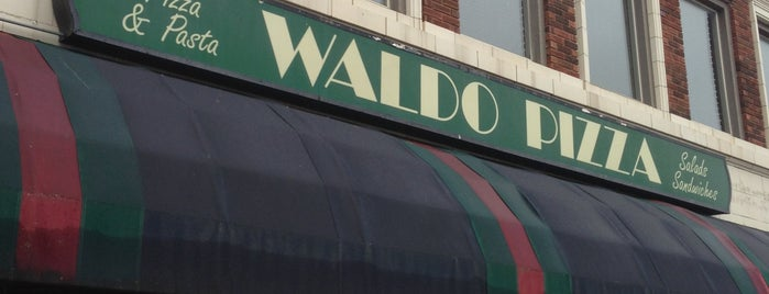 Waldo Pizza is one of The 15 Best Places for a Healthy Food in Kansas City.