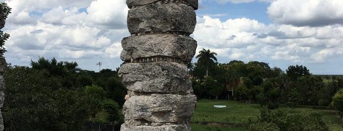 Ruinas de Ake is one of Mexico // Cancun.