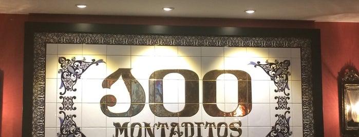 100 Montaditos is one of Capitalino..