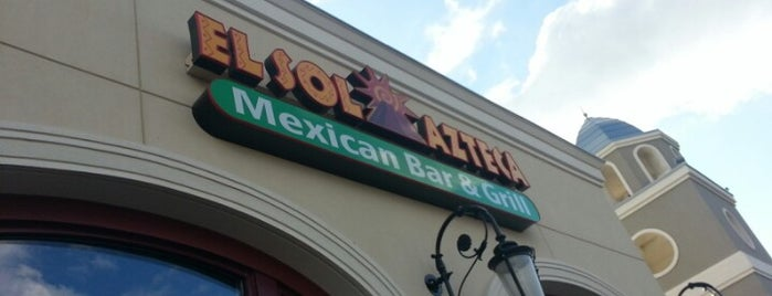 El Sol Azteca Bar & Grill is one of Food Critic!.