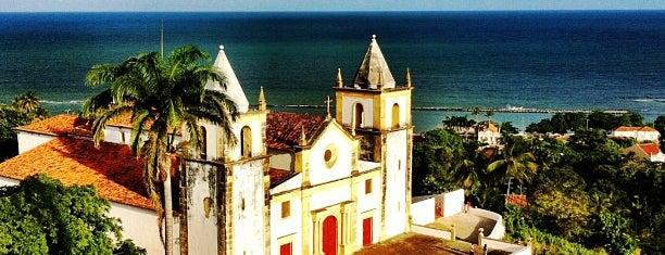 Alto da Sé de Olinda is one of Prefeitura.