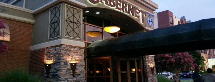 Cabernet is one of Favorite Atlanta Cigar Bars.