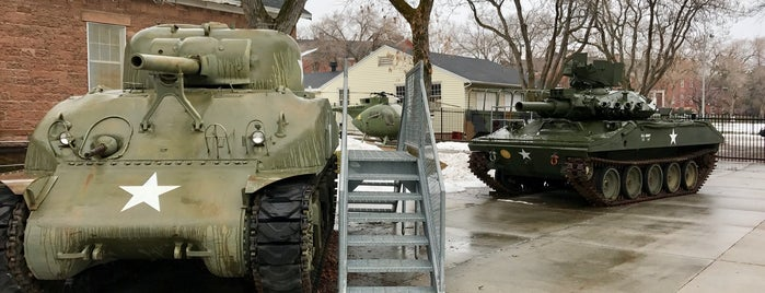 Fort Douglas Military Museum is one of Wonderful Utah MUSEUMS to visit.