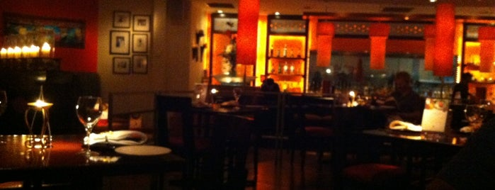 Asha's - Contemporary Indian Restaurant is one of Dubai Food 6.