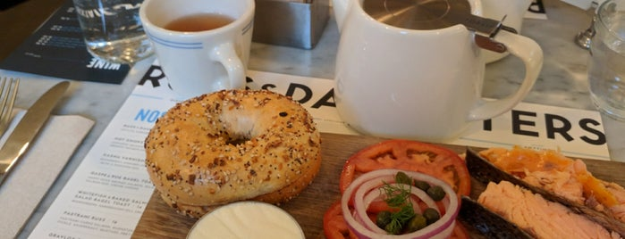 Russ & Daughters is one of The 15 Best Places for a Kosher Food in New York City.