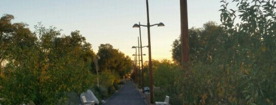 Railyard Park is one of Chilling Spots.