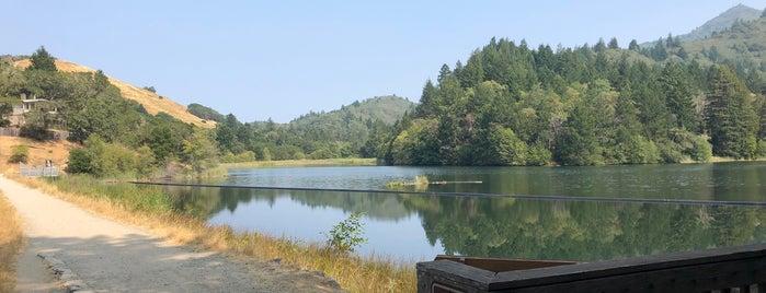 Lake Lagunitas is one of California To-Do.