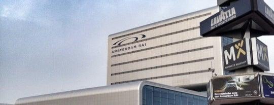 RAI Amsterdam is one of Lezinglocaties.