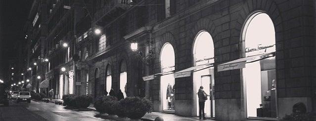 Via Roma is one of Genova #4sqCities.