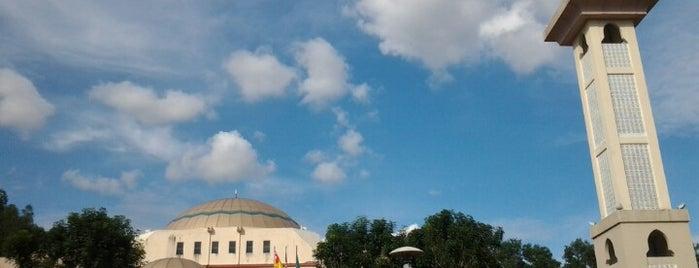 Masjid Bukit Indah is one of masjid.