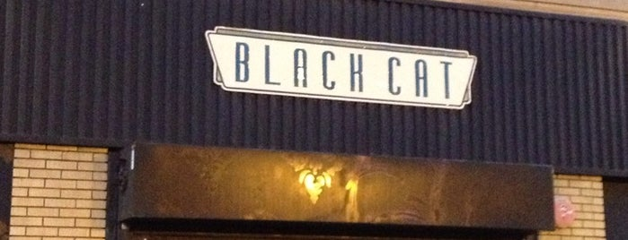 Black Cat is one of Best Bars in the U.S..