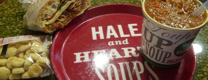 Hale & Hearty is one of NYC Veg To-Do.