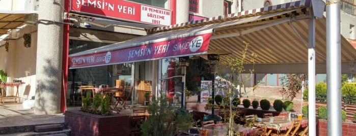 Şems'in Yeri is one of Kebapçılar.