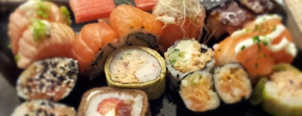 Hai Sushi Lounge Bar is one of Favorite Food.