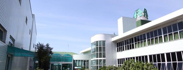 Hospital Unimed is one of Hotspots WIFI Poços de Caldas.