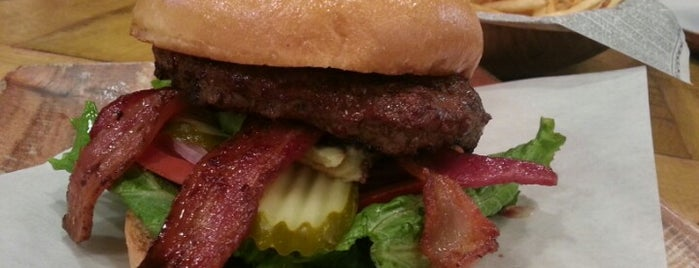 Burger Urge is one of San Francisco.