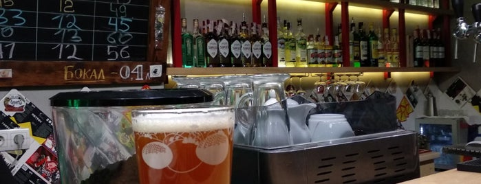 Ципа Craft Pub is one of Food & Drinks (Kyiv).