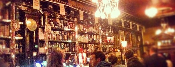 The Long Hall is one of Dublin Literary Pub Crawl.