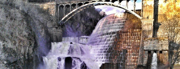 Croton Dam is one of Westchester.