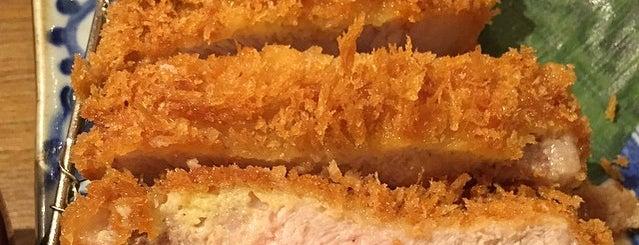 杏子日式豬排 Anzu is one of Yum.