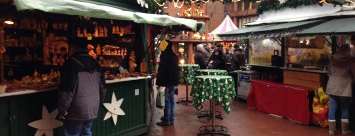 Adventsmarkt am Aegidiimarkt is one of Münster - must visit.