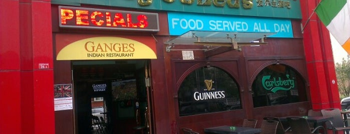 Paddy O'Shea's is one of Must go in Beijing.