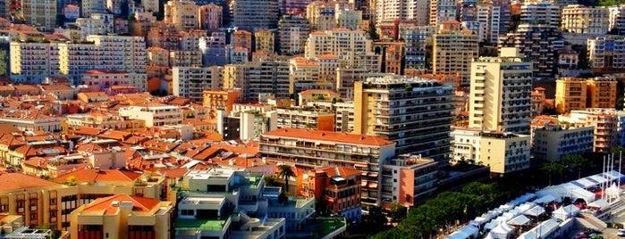Monaco is one of World Capitals.