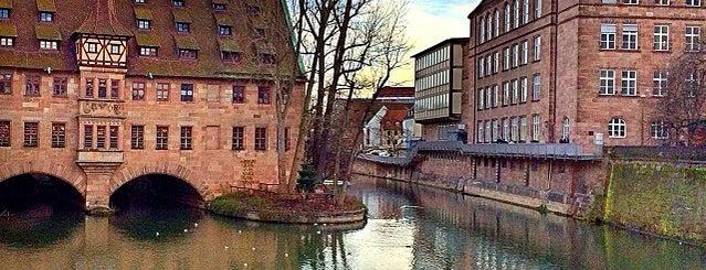 Nürnberg is one of Nürnberg, Deutschland (Nuremberg, Germany).