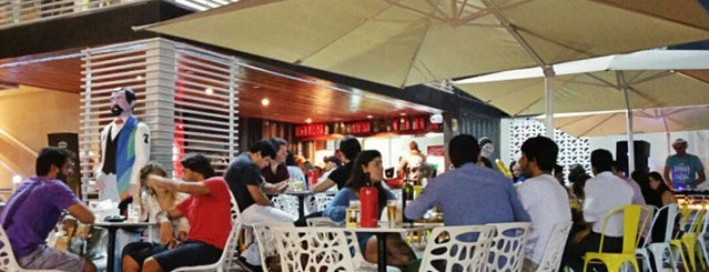 Vaporetto Container Bar is one of Recife ♥.