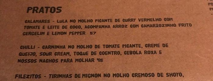 MeGusta Bar is one of São Paulo - O que tem por perto?.