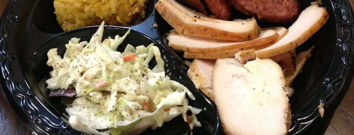 VooDoo BBQ & Grill is one of Lukas' South FL Food List!.