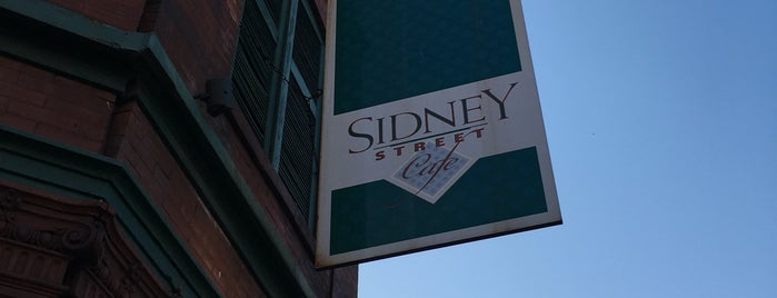 Sidney Street Cafe is one of Must-visit Food in St Louis.